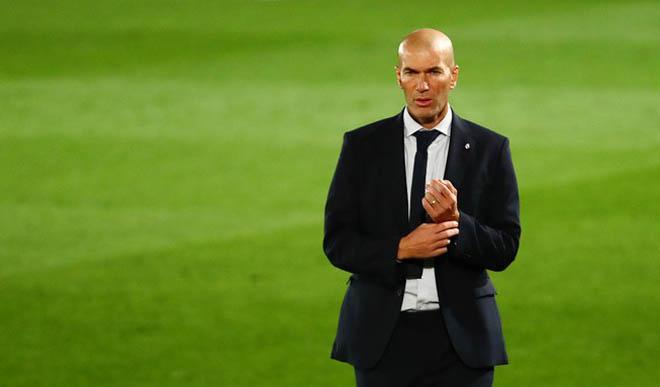 Real lo sốt vó vì HLV Zidane liên quan tới ca nhiễm Covid-19, có phải cách ly? - 1