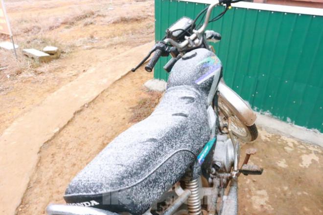 Xuất hiện băng tuyết tại xã biên giới Mèo Vạc - Hà Giang - 7