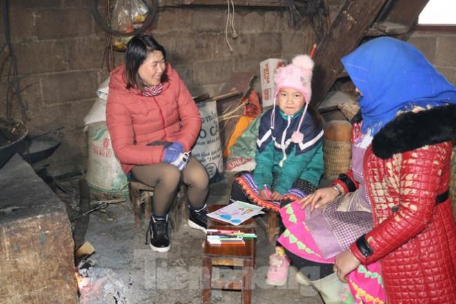 Xuất hiện băng tuyết tại xã biên giới Mèo Vạc - Hà Giang - 13