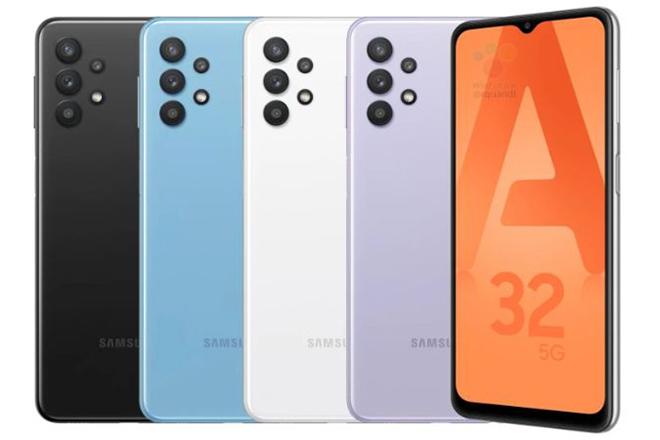Galaxy A32 5G vừa rẻ, vừa độc - 1