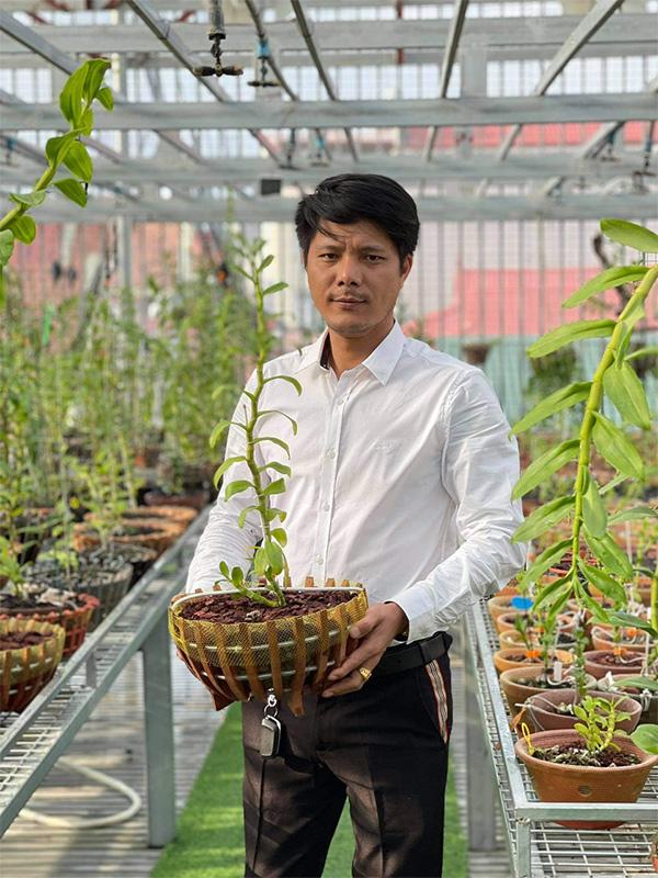 Nam Nguyễn và niềm đam mê đặc biệt với hoa lan - 1