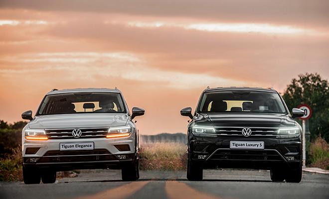 Volkswagen Tiguan 2021 chính thức có mặt tại Việt Nam, giá bán từ 1,7 tỷ đồng - 1