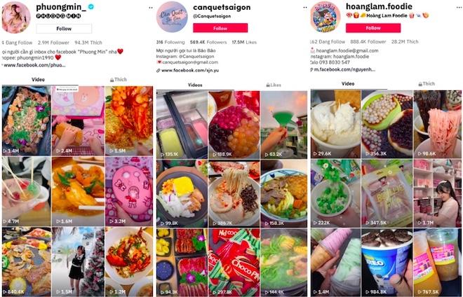 """10 kênh ẩm thực trên TikTok dễ khiến người xem """"bụng sôi sùng sục"""" - 1"""