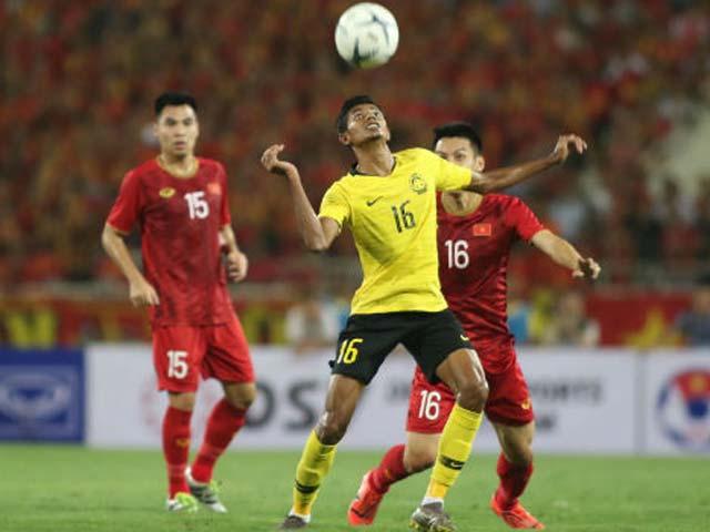 Âu lo ĐT Việt Nam vòng loại World Cup: Bóng đá Malaysia có 9 ca dương tính Covid-19 - 1