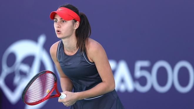 """Bất ngờ tennis: Tay vợt hạng 292 hạ cựu số 1 đơn nữ """"dễ như ăn kẹo"""" - 1"""