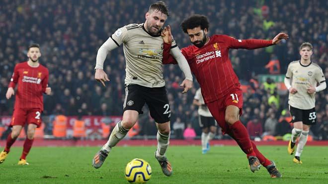 """Ngoại hạng Anh trước chặng """"leo núi"""": MU thách thức Liverpool, """"ông lớn"""" rình cơ hội - 1"""