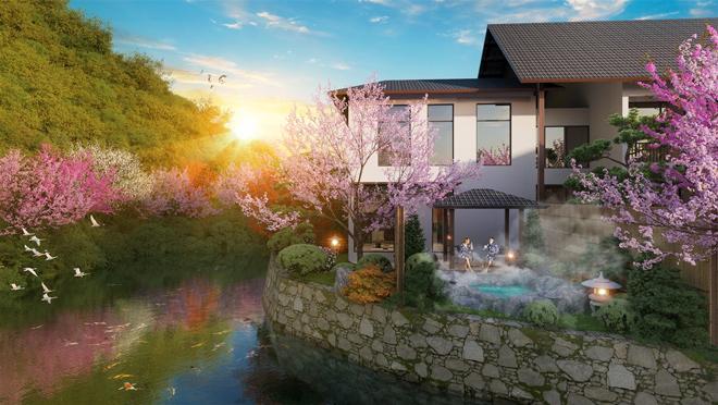Lần đầu tiên Sun Group ra mắt siêu phẩm BĐS phiên bản giới hạn: Sun Onsen Village - Limited Edition - 1