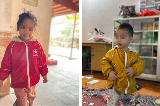 Vụ 2 chị em bị bỏ rơi ngoài trời rét ở Hà Nội: Xuất hiện người thân của các bé - 1