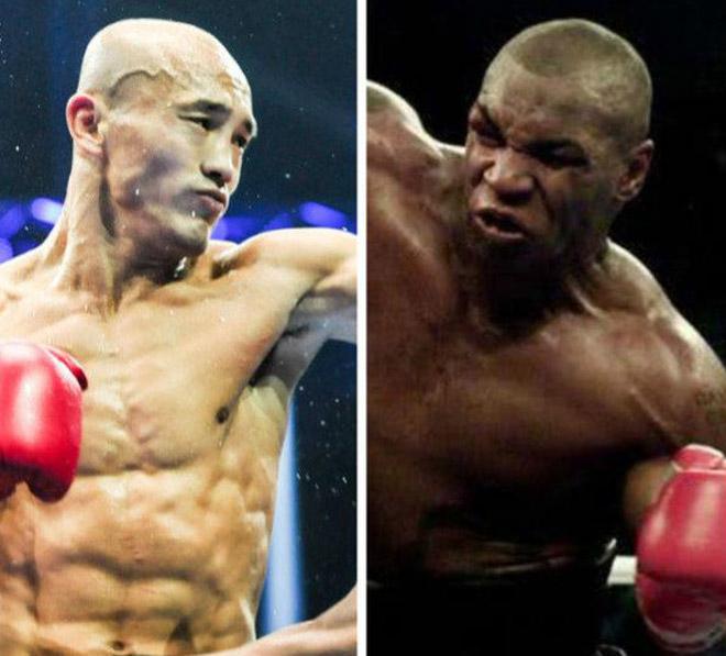 """""""Đệ nhất Thiếu Lâm"""" Yi Long có đấu Mike Tyson khi được đầu tư 100 tỷ đồng? - 1"""