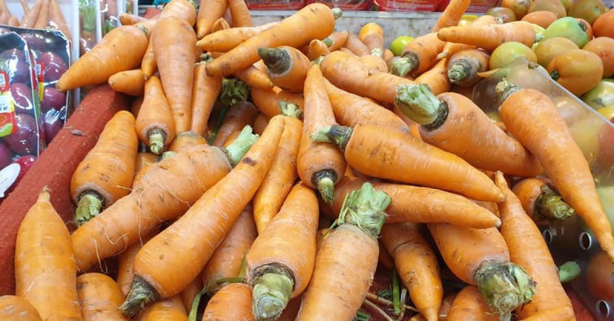 Lợi ích của cà rốt đối với nam giới - 1