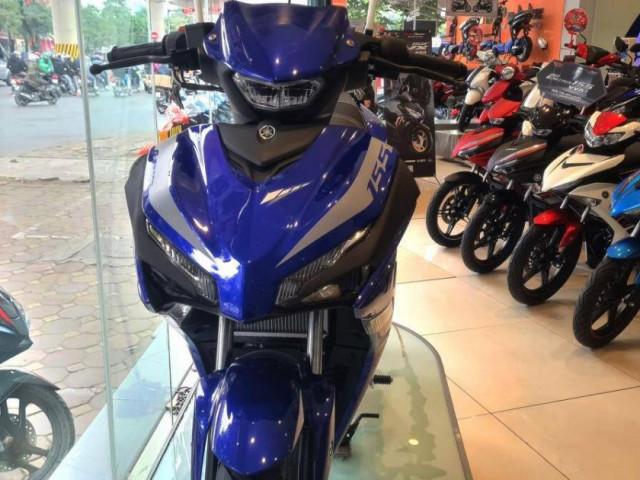 Thế giới xe - Mở bán tại đại lý, Yamaha Exciter 155 tăng giá mạnh