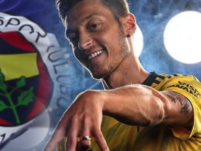 """Ozil chưa rời Arsenal đã gây """"bão"""" Thổ Nhĩ Kỳ vì tuyên bố về bến đỗ mới"""