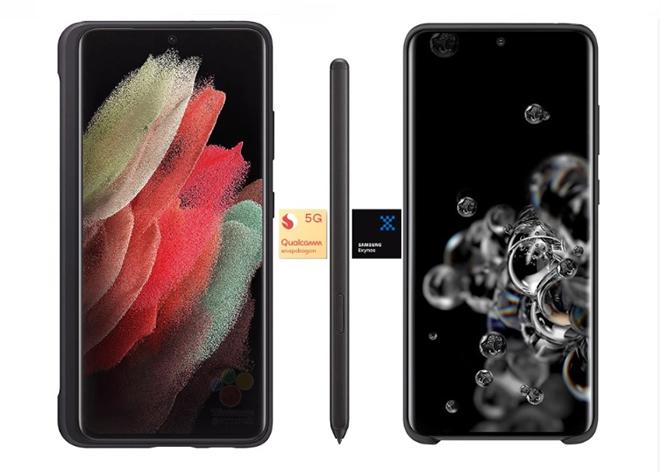 Hai phiên bản chip của Galaxy S21, bản nào khoẻ hơn? - 1