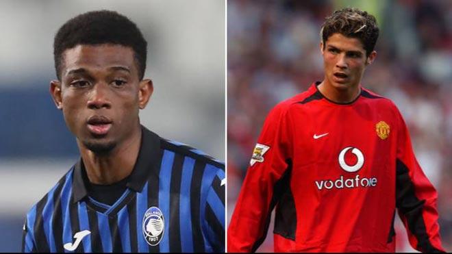 Tin mới nhất bóng đá tối 12/1: Tân binh MU có nét tương đồng với Ronaldo - 1
