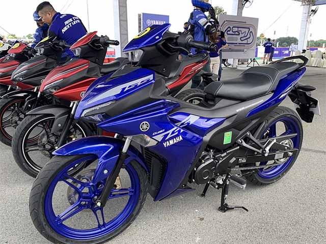Thế giới xe - Yamaha Exciter 155 VVA test maxspeed được bao nhiêu?