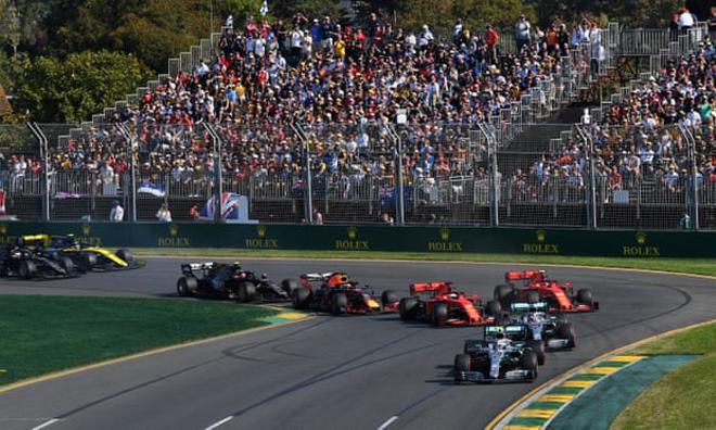 Đua xe F1 lại có biến: Chặng Australia & Trung Quốc chính thức bị hoãn - 1