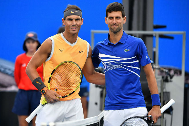 Djokovic, Nadal cũng có nguy cơ bị cảnh sát
