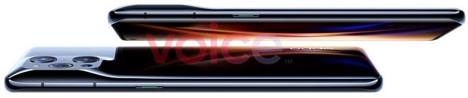 Chiếc smartphone này có camera giống iPhone 12, màn hình