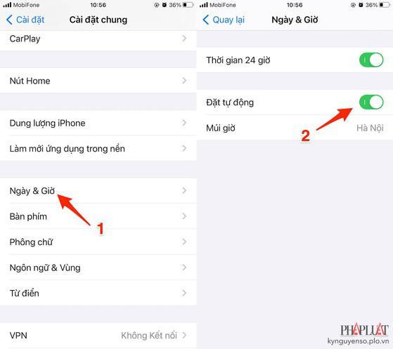 8 cách sửa lỗi iPhone không hiển thị lịch sử cuộc gọi - 3