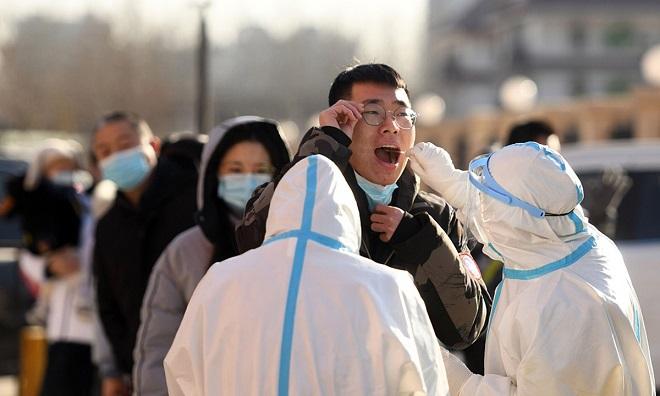 22 triệu người TQ bị phong tỏa vì Covid-19, gấp đôi so với ở Vũ Hán một năm trước - 1