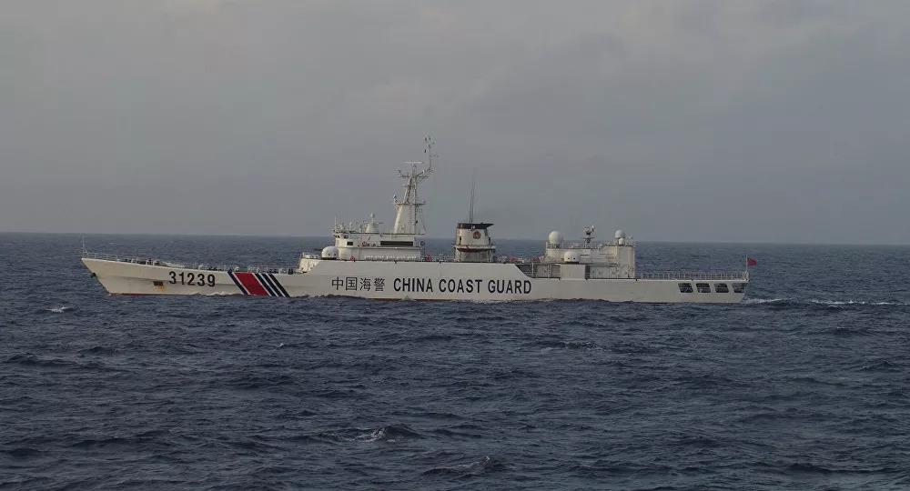4 tàu TQ tiến vào lãnh hải Nhật Bản - 1