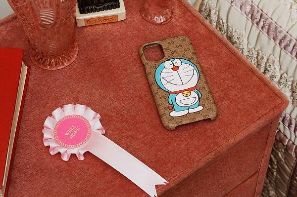 Đến lượt mèo máy Doraemon bước vào thế giới thời trang cùng Gucci - 5