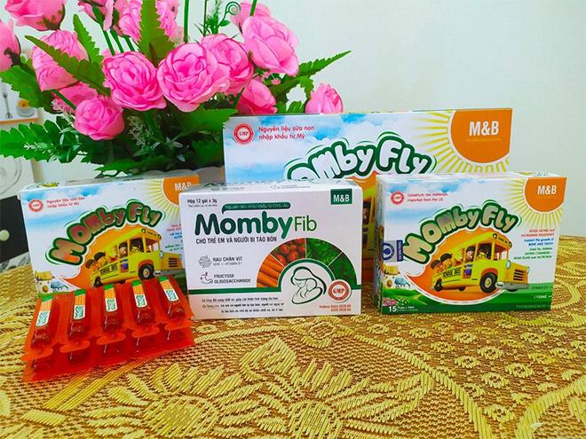 Momby Fly - Sản phẩm cải thiện tình trạng biếng ăn hiệu quả ở trẻ - 1