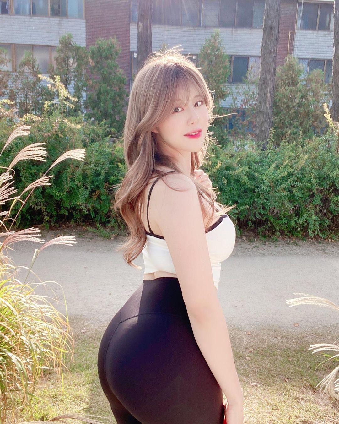 Nàng béo siêu xinh xứ Hàn từng có vòng 2 gần 1 mét làm cách nào để mũm mĩm vẫn đẹp? - 1