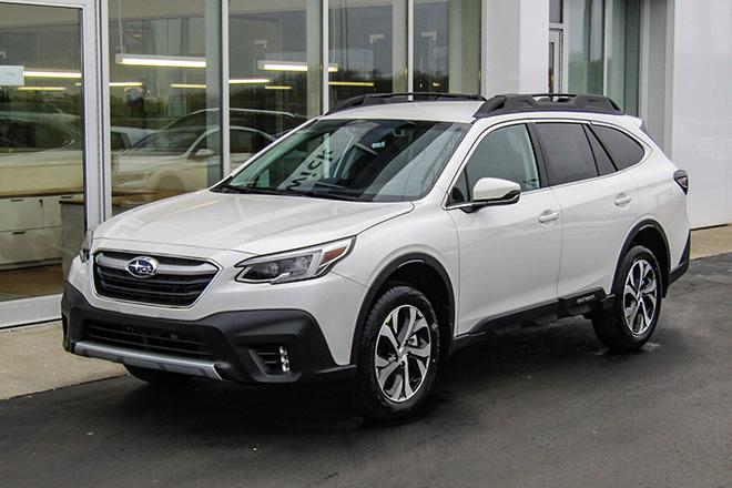 Subaru Outback thế hệ mới lộ thông tin ra mắt tại Việt Nam - 1