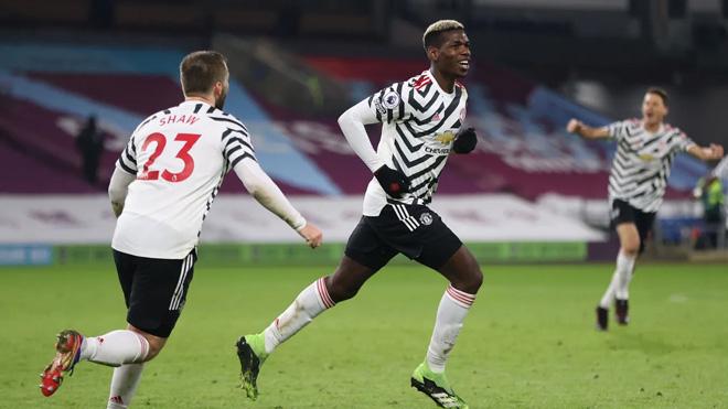 Video Burnley - MU: Pogba rực sáng, độc chiếm đỉnh bảng - 1