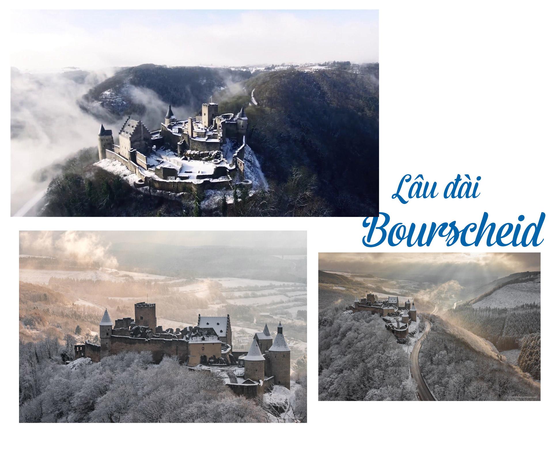 17 lâu đài cổ tích châu Âu đáng đến thăm vào mùa đông - 7