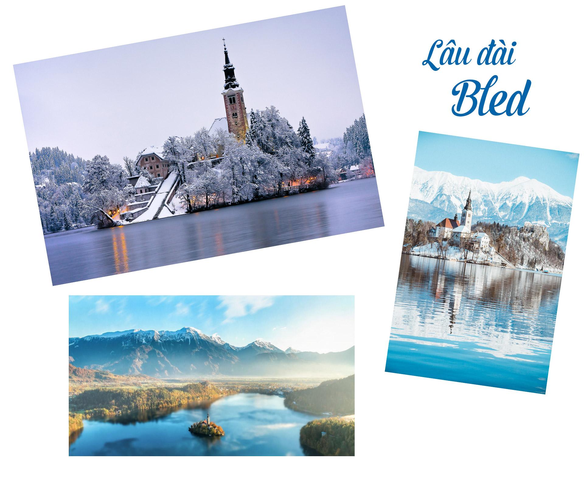 17 lâu đài cổ tích châu Âu đáng đến thăm vào mùa đông - 8