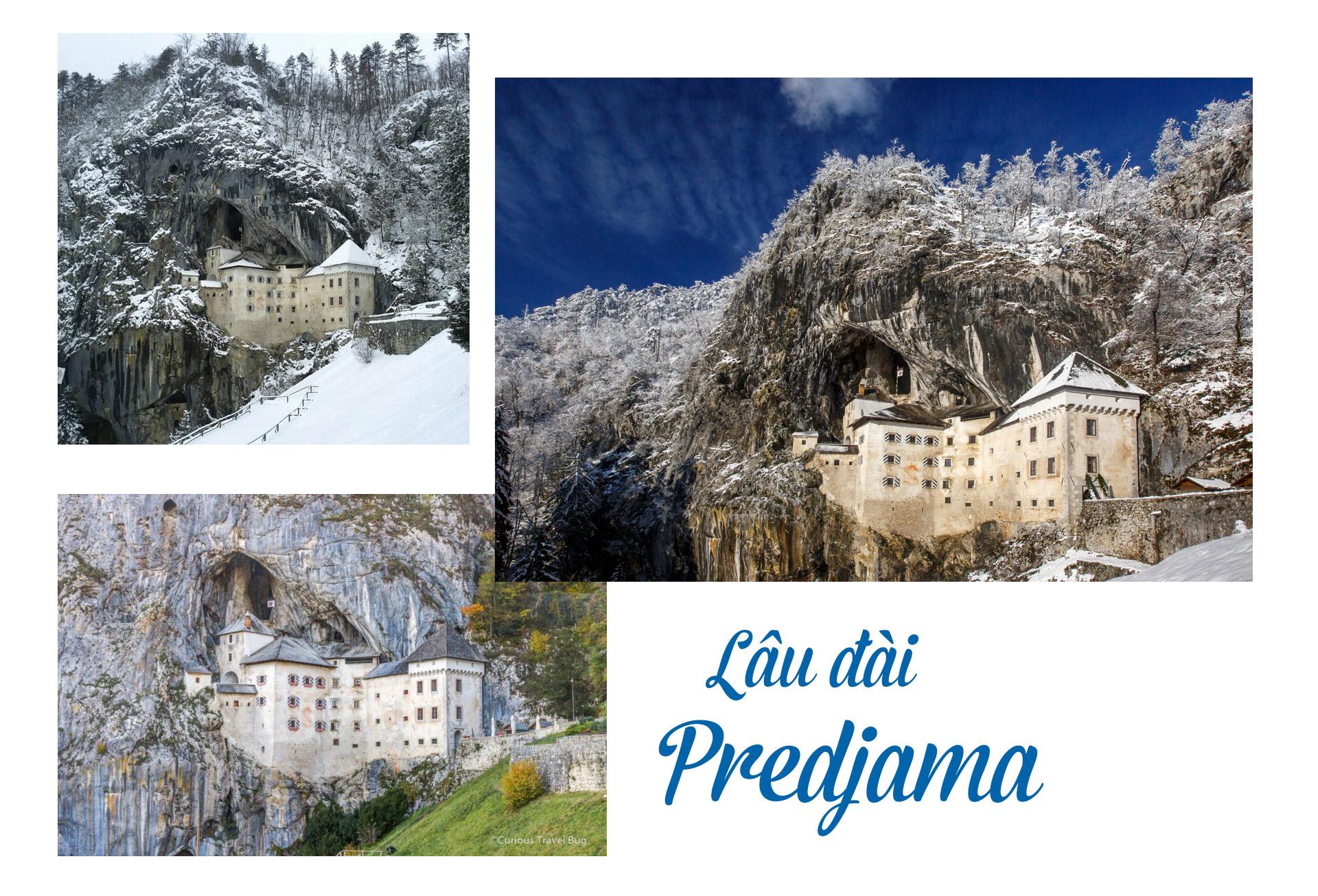 17 lâu đài cổ tích châu Âu đáng đến thăm vào mùa đông - 9