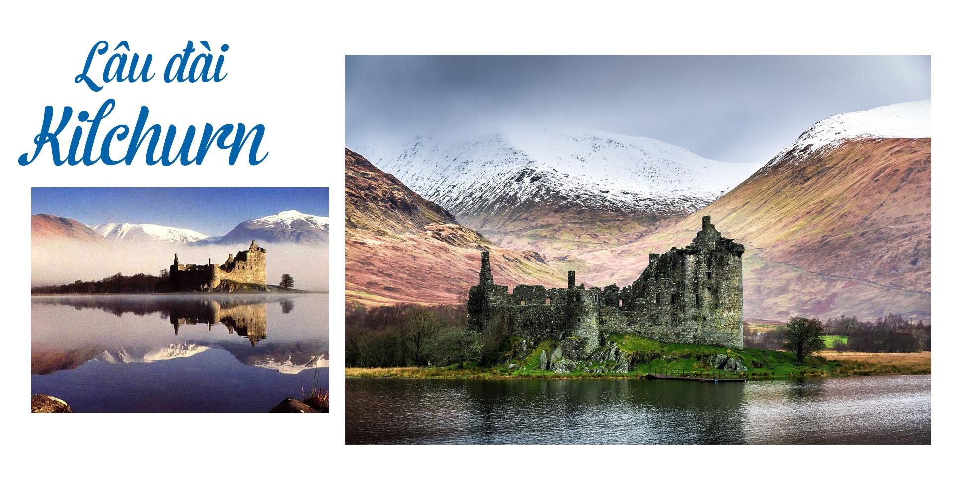 17 lâu đài cổ tích châu Âu đáng đến thăm vào mùa đông - 10