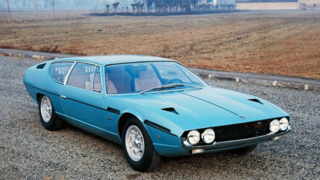 Những siêu xe Lamborghini đã chìm vào quên lãng - 1
