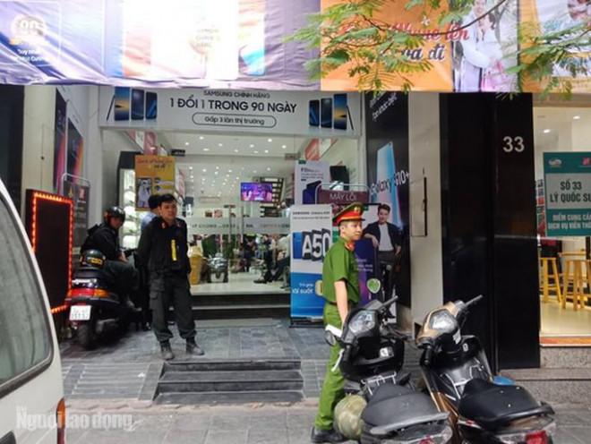 Công ty Nhật Cường tuồn lô hàng lậu gần 900 tỉ đồng qua sân bay Nội Bài - 1