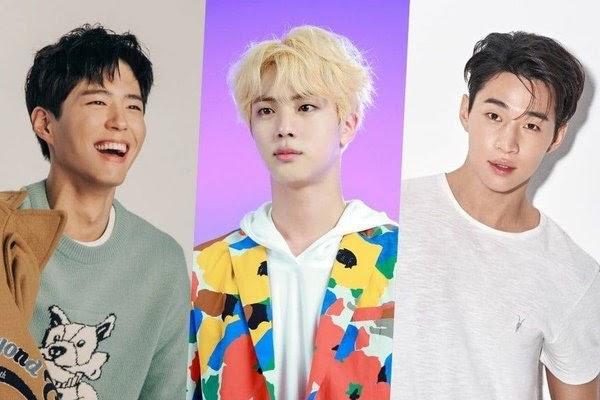 25 Kiểu tóc nam Hàn Quốc 2021 đẹp chuẩn soái ca phù hợp với mọi gương mặt - 1