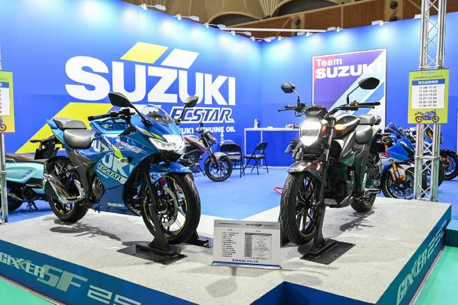 Cận cảnh 2021 Suzuki Gixxer SF 250/ Gixxer 250 đốn tim dân tập chơi - 1