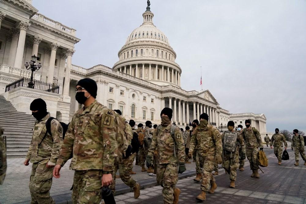 Lễ nhậm chức của ông Biden: Lo mầm họa ngay trong lực lượng bảo vệ an ninh - 1