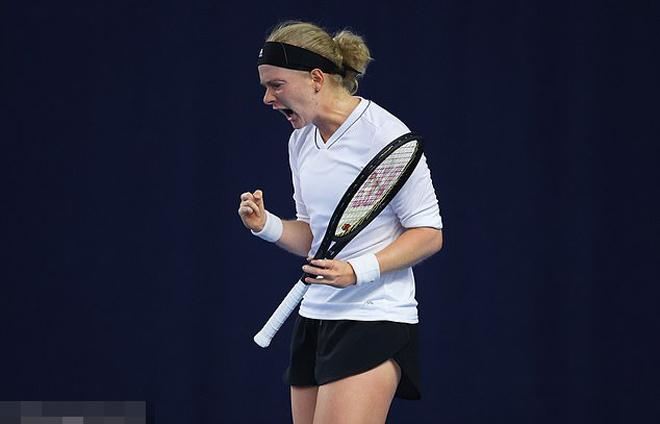 Tay vợt nữ mất ngón tay, ngón chân giành quyền chơi Australian Open 2021 - 1