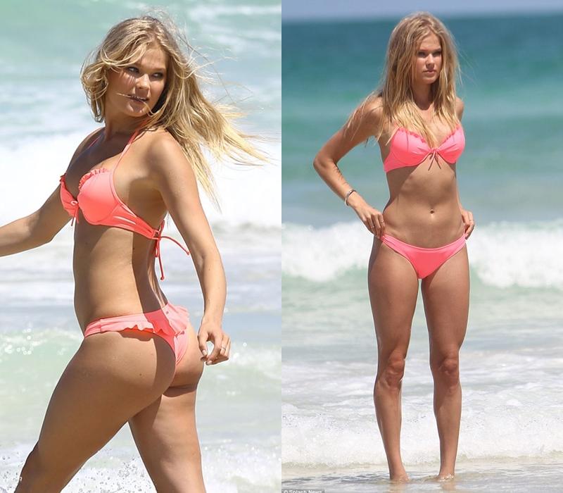 Mỹ nhân này là một trong những lý do người ta ngợi ca gái Nga đẹp nhất thế gian - 1