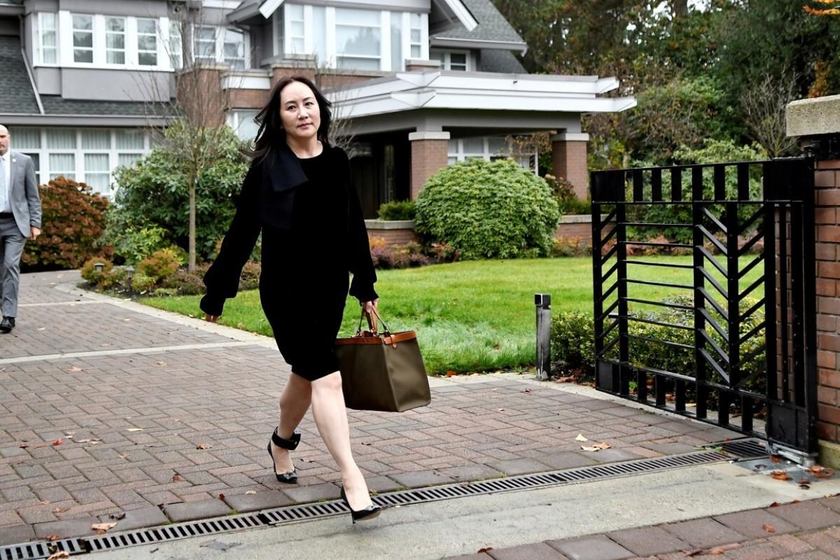 """Bị giam lỏng ở Canada, """"công chúa Huawei"""" vẫn sống sang chảnh bất ngờ - 1"""