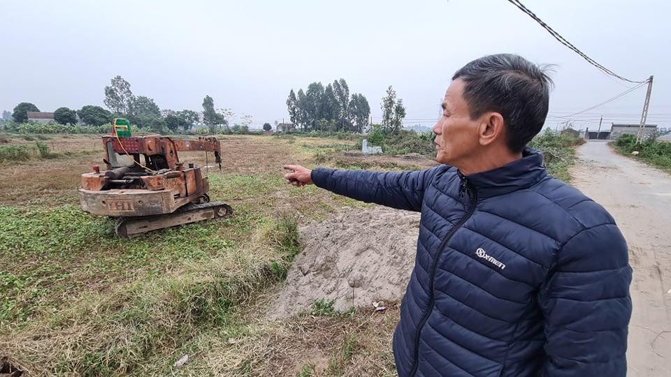 Diễn biến mới vụ máy ép cọc đè chết 2 cháu nhỏ ở Bắc Ninh - 1