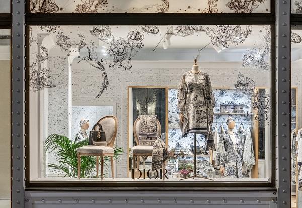 Dior Chez Moi, bộ sưu tập loungewear đầu tiên của Dior - 1