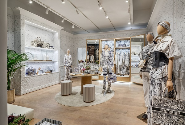 Dior Chez Moi, bộ sưu tập loungewear đầu tiên của Dior - 2