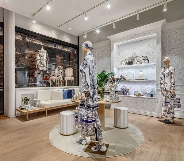 Dior Chez Moi, bộ sưu tập loungewear đầu tiên của Dior - 3