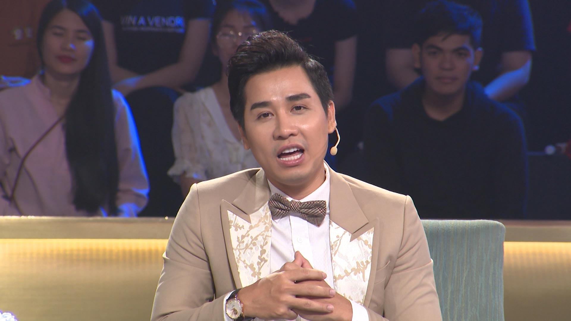 """Lý do nam MC """"duyên nhất showbiz Việt"""" đề nghị khán giả đừng tắt tivi - 1"""