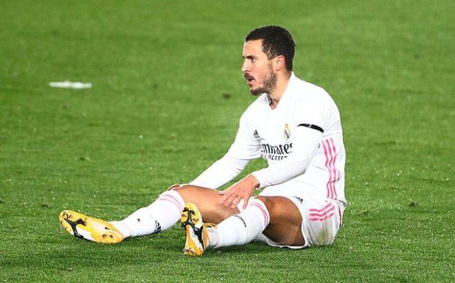 """Zidane nói gì về """"bao tải tiền"""" Hazard khi Real thua bán kết Siêu cúp TBN? - 1"""