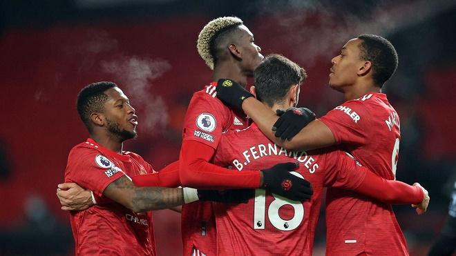 Đại chiến ngôi đầu Ngoại hạng Anh: 4 lý do để tin MU sẽ thắng Liverpool - 1