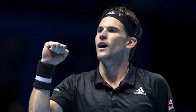 Nóng nhất thể thao tối 15/1: Thiem ước năm mới giành danh hiệu Grand Slam thứ 2 - 1